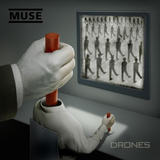 Дронове срещу бунтари, или новият албум на Muse