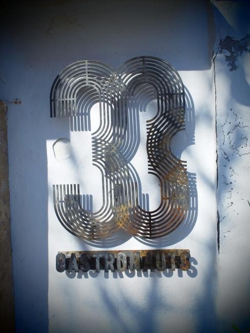 33 Gastronauts
