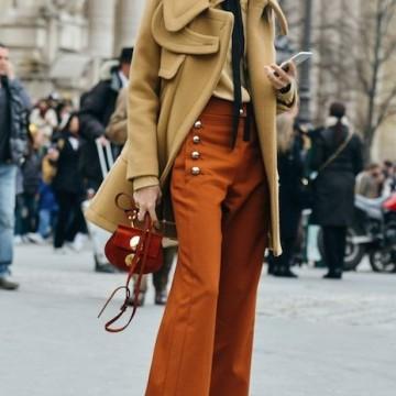 Как се носят дрехи в стил 70-те?