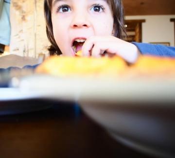 Приказки от кухнята: Христо и баницата