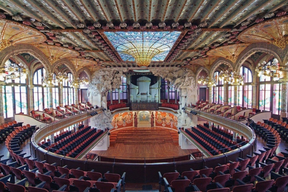Кои са най-красивите театри в света?