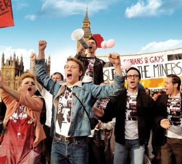"""""""Гордост"""", най-награждаваният независим британски филм за 2014 г."""