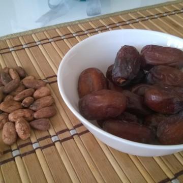 Фурми с какаови зърна