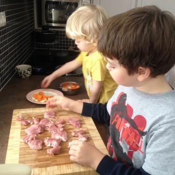 Приказки от кухнята: Задушено свинско бонфиле