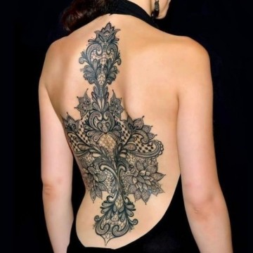 Татуировки за вдъхновение на по-смелите
