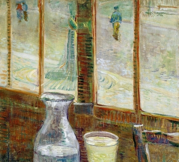"""""""Натюрморт с абсент"""", картината на Ван Гог, която бих искала да притежавам"""