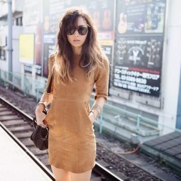 Как се носят велурени дрехи?