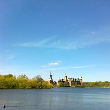 Фредериксборг - най-красивият замък в Дания