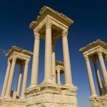 Истории за пътешественици: Палмира, градът приказка