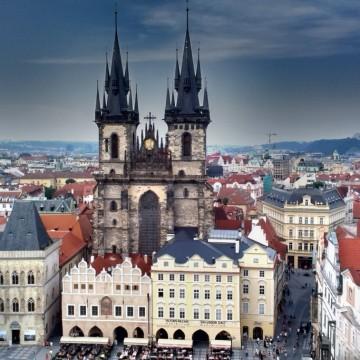 Прага, моя любов...