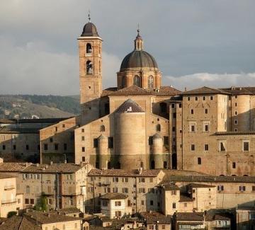 Италиански дни: Урбино