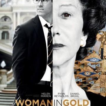 Дамата в златно