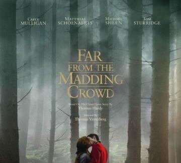 Далеч от безумната тълпа / Far from the Madding Crowd (2015)