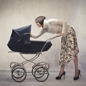 Да дадем път на бебешките колички!