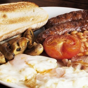 Многообразието е вкусно: Английска закуска