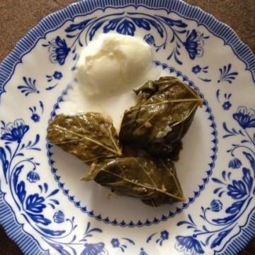 Вкусни и ароматни лозови сармички