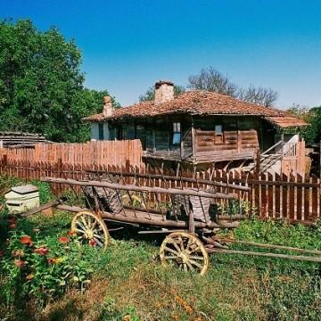 Село Бръшлян – архитектурният бисер на Странджа