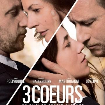 Три сърца / 3 coeurs (2014)