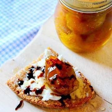 Теория и практика на сладкото от смокини