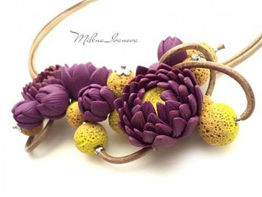 Потопете се в новата есенна колекция на Jewelry by Milena Ivanova