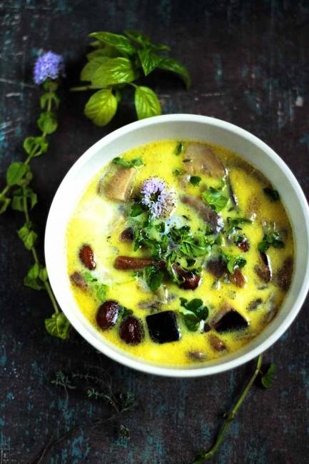 Гъбена супа