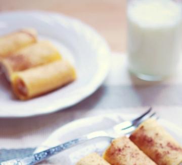 """За закуска - """"апостолски пръсти"""""""