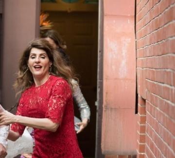 """Ния Вардалос и втората част на """"Моята голяма луда гръцка сватба"""""""