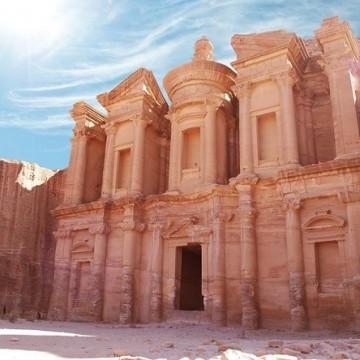 Древните градове на Изтока: Петра