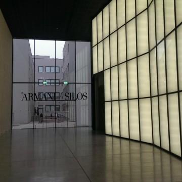 Музеят на Армани – чист, безупречен, вечен