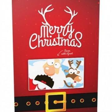 Коледните картички на iGreet