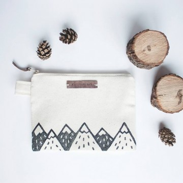 Stampa - минималистична красота върху текстил