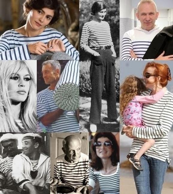 Рожденият ден на моряшката фанелка