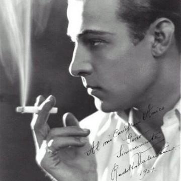 Рудолф Валентино – любимецът на ретро момичетата