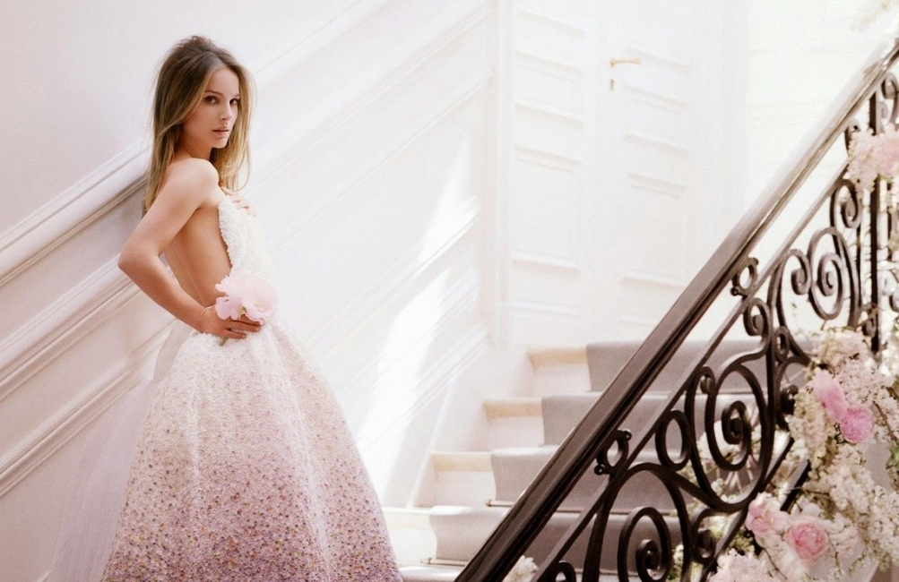 Историята на парфюма Miss Dior