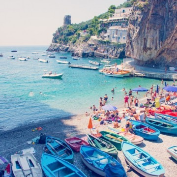 La Dolce Vita - сладкият крайбрежен живот в Италия