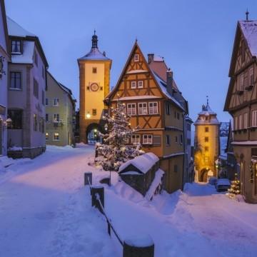 Вълшебно: 30-те най-живописни места на света през зимата