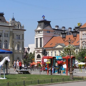 Нови Сад, една от перлите на Дунав