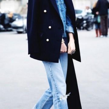 32 стайлинг иде как да се облечем изцяло в деним