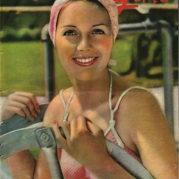 Български винтидж момичета от 40-те години на ХХ век