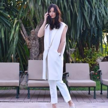 28 стайлинг идеи как да носите палто без ръкави