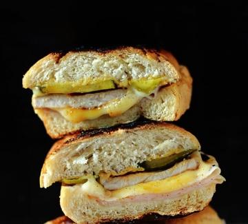 ОТ А до Ям: Кратка история на сандвича