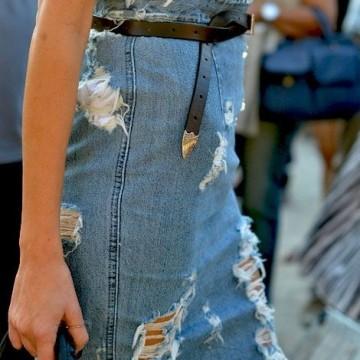23 стайлинг идеи как да носим дънкова пола