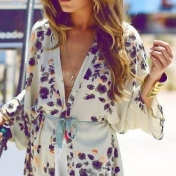 28 стайлинг идеи как да носите кимоно