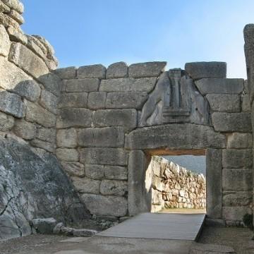 Древните градове на Изтока: Микена