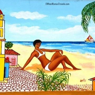 Автентичното и цветно кубинско изкуство в снимки