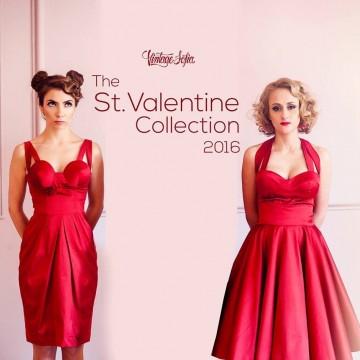 Вижте новата колекция на Vintage Sofia за св. Валентин