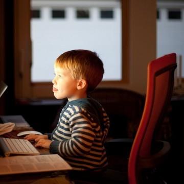 Деца и родители на интернет терена