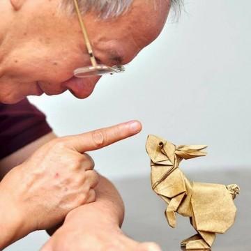 Чудната история на оригами