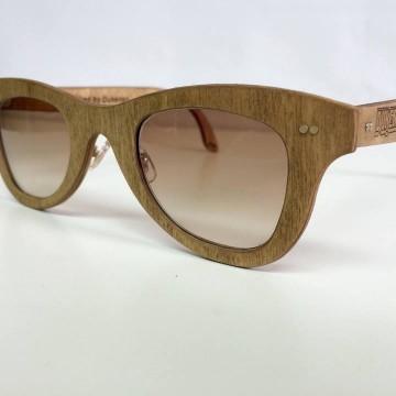 Дървените очила Dukenan