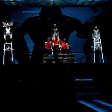 Отражението на Шекспир в българския театър